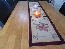 Luxury Hard Fabric Unique Table Runner Set