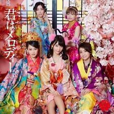 AKB48 - Kimi Ha Melody [New CD] Japan - Import