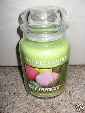 Yankee Candle EASTER EGG HUNT Large Jar 22 oz Candle SPRING