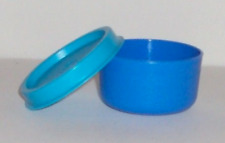 Tupperware Smidget Container Mayo, Salad Dressing, Crafts Pills + Blue Rare New