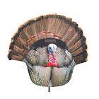 """Montana Decoy Company Turkey Fanatic XL 2D Tom 31""""x33"""" w/Stand #00071"""