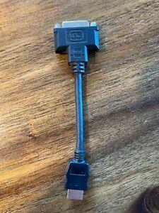 HDMI Male to DVI Female Adapter cord