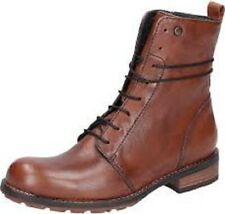 Wolky Women's Ankle Boots Brown Shoes 4432243 MURRAY Size 41