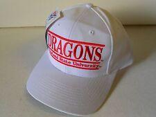 NOS Vtg '90's Moorhead State Dragons Hat Cap Official Licensed Collegiate ADJ