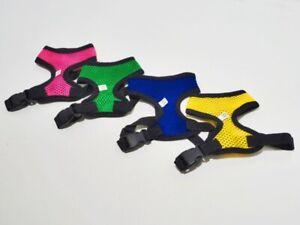 Geschirr Hundegeschirr Kleinhunde Welpen - diverse Farben - XXS - XS - S - M - L