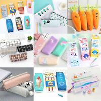 Creative Pencil Case Pen Pouch Makeup Bags Stationery Office & School Supplies