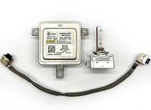 OEM For Audi VW Xenon Ballast & HID D3S Bulb Kit Light Control Unit 8K0941597E
