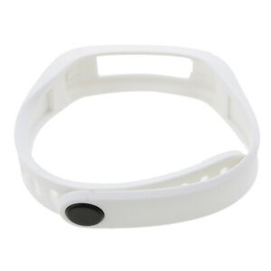 Small Silicone Wristwatch Band And Buckle Replacement For Garmin Vivofit 2