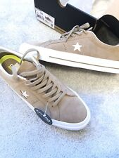 Converse One Star Beige UK 8.5 / UK 9 Lunarlon RARE