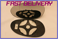 SMART CITY-COUPE 1998-2007 DOOR WING MIRROR GLASS WIDE ANGLE  HEATED LEFT H/S