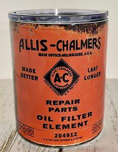 Allis Chalmers Oil Filter Tumbler