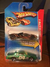 2010 Hot Wheels A-Maze'n Speedway 2-car Pack With Teegay & '84 Pontiac