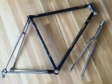 Daccordi 50th Anniversary bike frame and fork