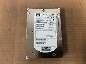 """HP 404670-006 146GB 15K 3.5"""" ULTRA320 U320 SCSI HDD"""