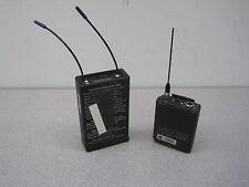 Lectrosonics UCR201 Receiver & UM200C Transmitter w/ Antenna (Block 26)
