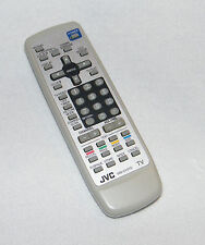 Genuine JVC (RM-C1010) TV Remote Control With Battery Cover **READ**