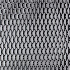 """40"""" x 13"""" Black Aluminum Grille Grill Mesh Section for All Car Truck Vehicle"""