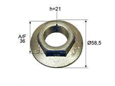 ( GÖRGEN )  1 Flanschmutter für Bremse M 27 x 2  für ALKO 2361