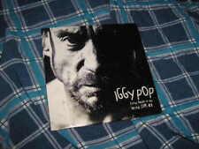 CD Punk Iggy Pop Little Know It All Promo VIRGIN Sum41