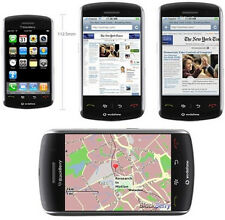 Blackberry Storm 2 9520 2gb (Senza SIM-lock) Smartphone WLAN Touch 3g GPS mp3 NUOVO