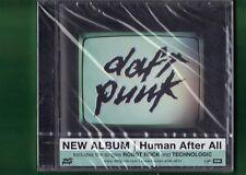 DAFT PUNK - HUMAN AFTER HALL  CD  NUOVO SIGILLATO