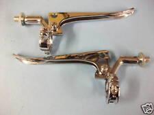 """Original Triumph Manillar Palancas 18/886/894 1"""" Bar 3ta T21 5ta speedtwin"""