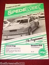 SPEDEWEEK - HOT RODS 8000 GRAND FINAL - NOV 19 1988 # 47