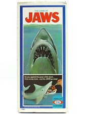 Vintage Ideal The Game of JAWS Shark Near Mint Complete w/Box Pick Instruction
