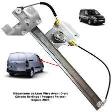 Mecanisme Leve Vitre Glace Electrique AVANT DROIT CITROEN BERLINGO B9 PARTNER