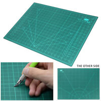 A2 Cutting Mat Self Healing Non Slip Craft Quilting Printed Grid Lines Board UK