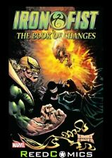 IRON FIST BOOK OF CHANGES GRAPHIC NOVEL (272 Pages) New Paperback