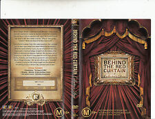 Baz Luhrmann-Behind The Red Curtain-Collector's Disc-2002-Australia-DVD