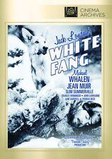 White Fang - Region Free DVD - Sealed