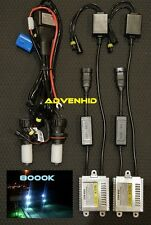 NO FLICKER 8000K 9008 H13 35W CANBUS BI-XENON RELAY Slim HID Kit 06-10 FOR RAM