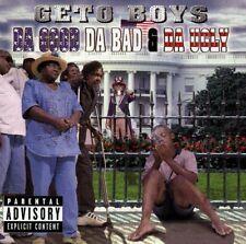 Geto Boys : Da Good Da Bad & Da Ugly CD