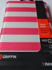A estrenar con las etiquetas Griffin Pad Mini caso Cabana Journal I Muy Cool Artículo Nuevo