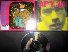 CD Apt.3G – New Hope For The Dead -- Hardcore Punk Black Flag Bad Brains Fugazi