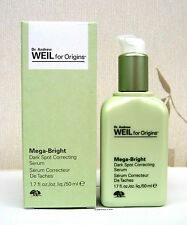 Origins Dr Weil Mega-Bright Skin Tone Correcting Serum 50ml - New , Boxed