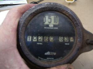 Model T Ford Antique Car Stewart Speedometer MT-4623