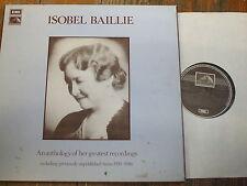 RLS 714 Isobel Baillie 2 LP box