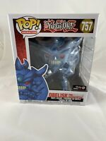 "Funko Pop! Yu-Gi-Oh! Obelisk the Tormenter 6"" Gamestop Exclusive"