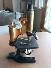 Antique Spencer Lens Co. Microscope No. 64173 Complete