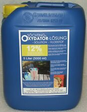 Söchting Oxydator-Lösung 12% 5 Liter