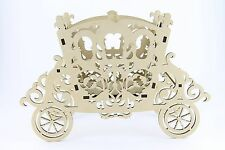 Wedding Flowers Carriage Wedding Display Stand Centrepiece MDF