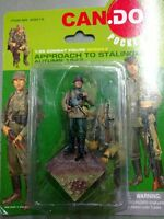 CANDO-1/35- APPROACH TO STALINGRAD -AUTUMN 1942- SOLDIER-X-FIGURE PRE-FINISHED