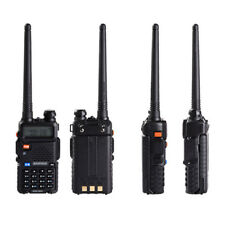 Two Way Radio Scanner Handheld Police Fire Transceiver Portable F-Antenna HAM UK