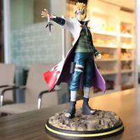 Anime Naruto Shippuden Namikaze Minato PVC Figure Toy New In Box 30cm