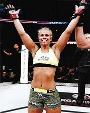 Paige VanZant 8x10 Photo MMA Picture Fight Night 57 on Fox 15 191 1st UFC Win