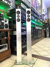 REVOX ELEGANCE COLUMN A-1 High End Speaker 2 Way 130 Watts RMS Vintage Like New