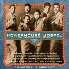 Opal Nations - Powerhouse Gospel On Independent Labels 1946-1959